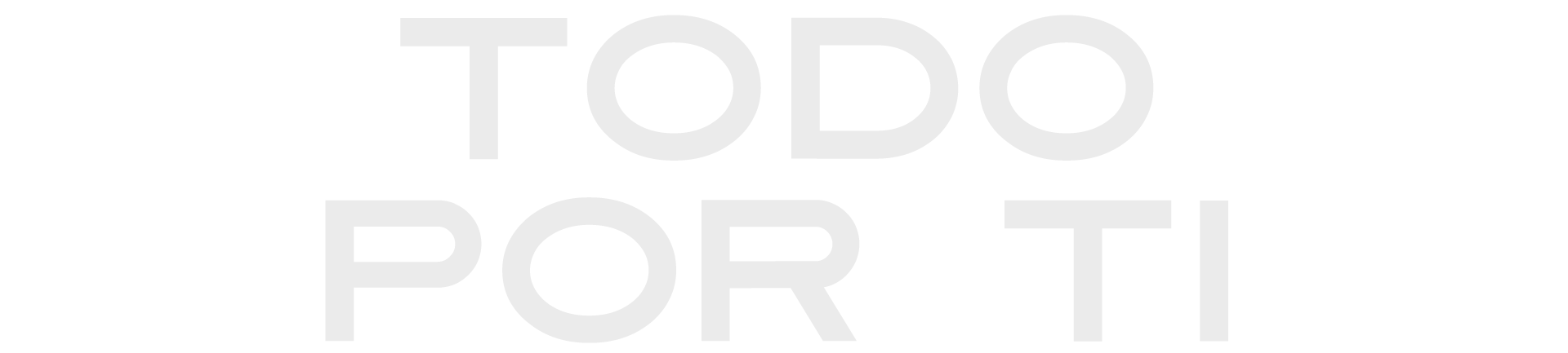 TODO-POR-TI